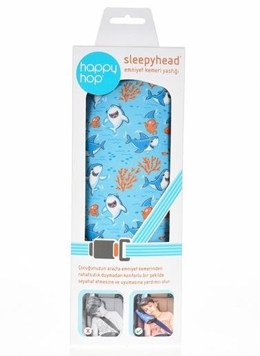 Happy Hop Emniyet Kemeri Yastığı Renkli